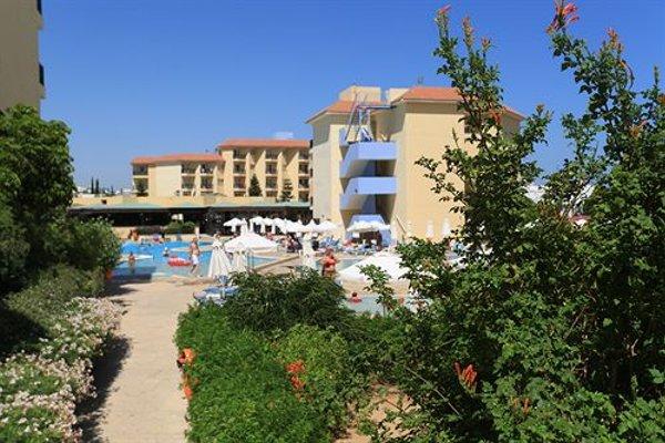 Vangelis Hotel Apartments - фото 50