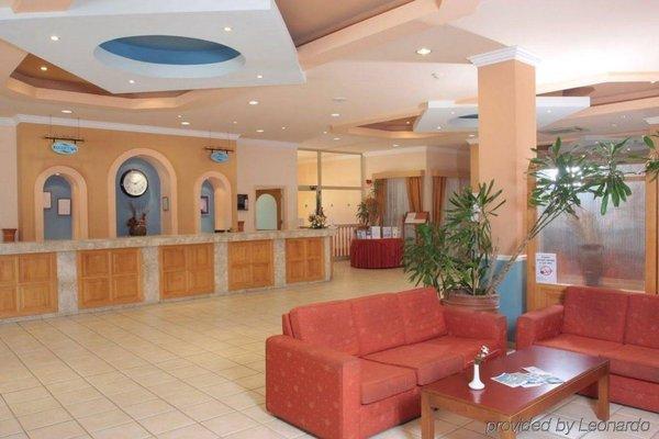 Vangelis Hotel Apartments - фото 13