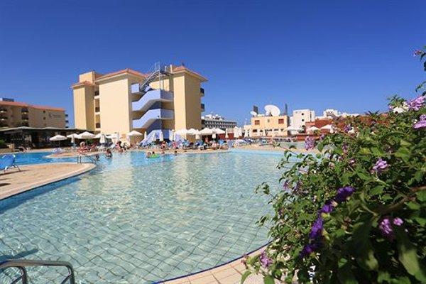 Vangelis Hotel Apartments - фото 23