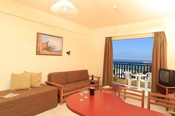 Vangelis Hotel Apartments - фото 4