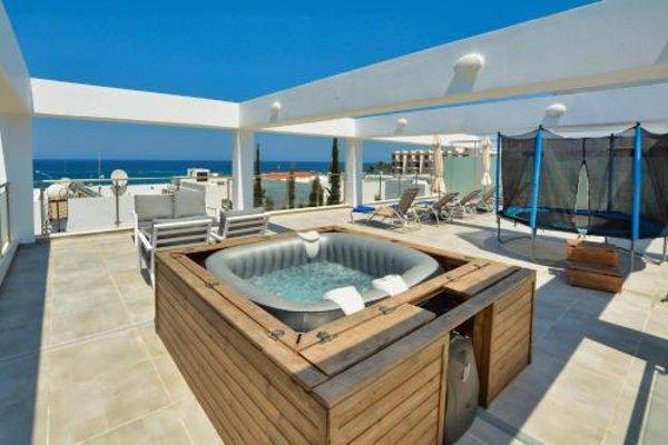 Mike & Lenos Tsoukkas Luxury Apartments - фото 34