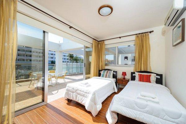 Mike & Lenos Tsoukkas Luxury Apartments - фото 11