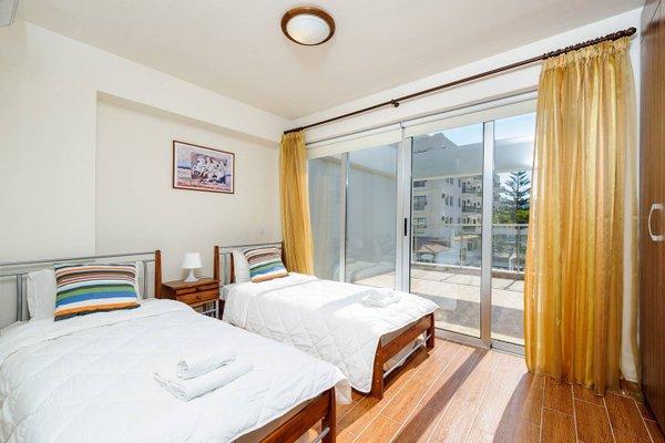 Mike & Lenos Tsoukkas Luxury Apartments - фото 20