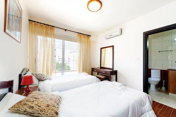 Mike & Lenos Tsoukkas Luxury Apartments - фото 6