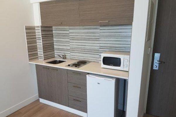 Melini Hotel Apartments - фото 11