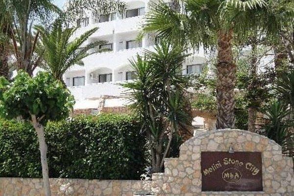 Melini Hotel Apartments - фото 20