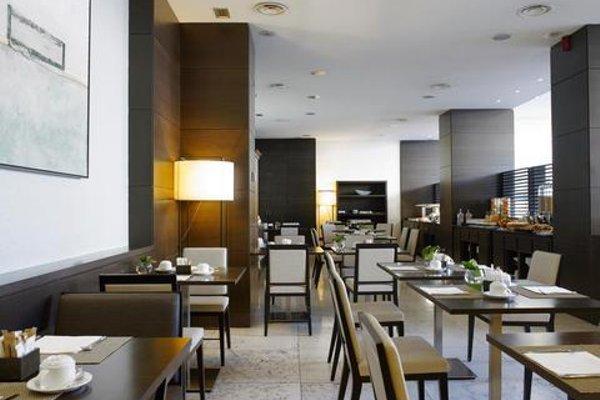 NH Milano Grand Hotel Verdi - фото 18