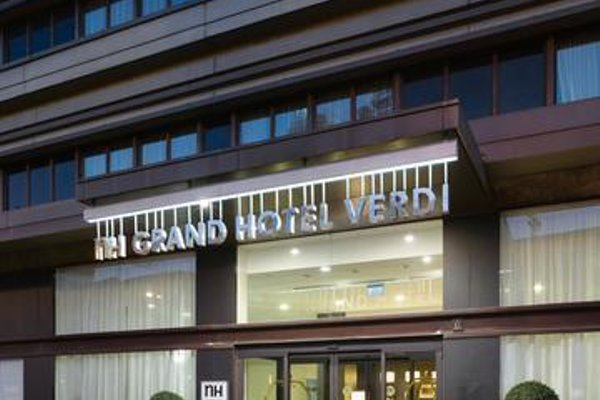NH Milano Grand Hotel Verdi - фото 23
