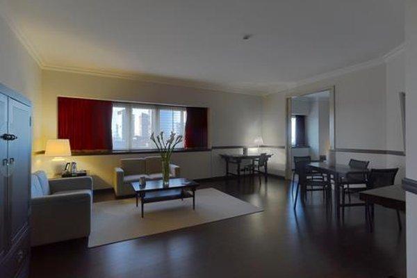 NH Milano Grand Hotel Verdi - фото 5