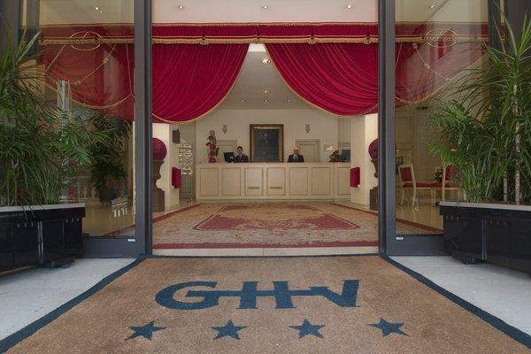 NH Milano Grand Hotel Verdi - фото 7