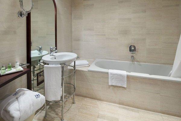 NH Milano Grand Hotel Verdi - фото 9