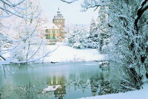 Althoff Schlosshotel Lerbach - фото 23