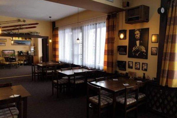 Hotel Alfa - фото 17