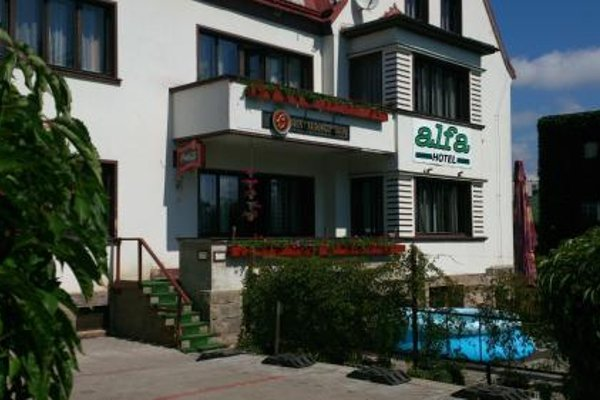 Hotel Alfa - фото 23