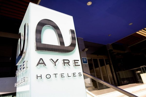 Ayre Gran Hotel Colón - фото 19