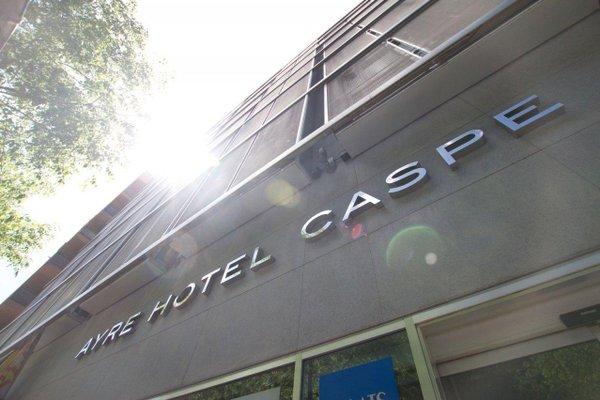 Ayre Hotel Caspe - фото 23