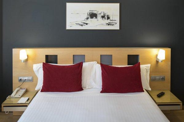Ayre Hotel Caspe - фото 3