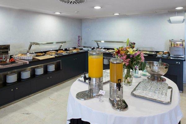 Ayre Hotel Caspe - фото 9
