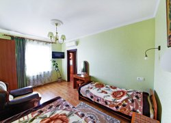 Апартаменты на Краснозелёных фото 2