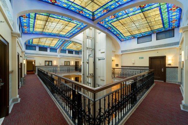Hampton Inn & Suites Mexico City - Centro Historico - фото 11