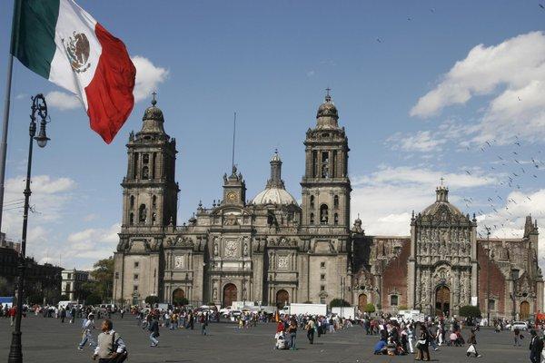 Hampton Inn & Suites Mexico City - Centro Historico - фото 23