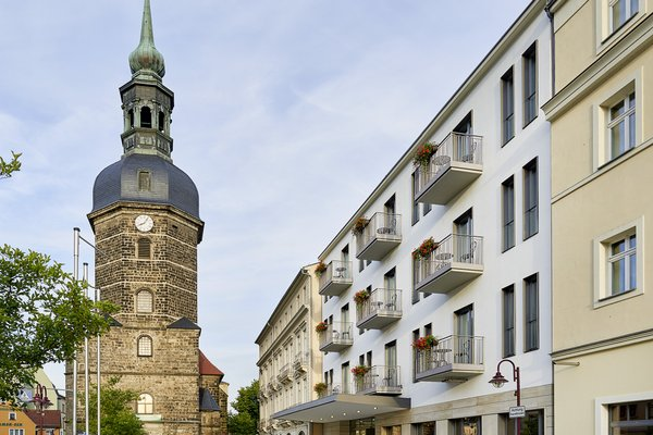 Elbresidenz an der Therme Bad Schandau (ех. Elbresidenz Bad Schandau Viva Vital & Medical SPA) - фото 23