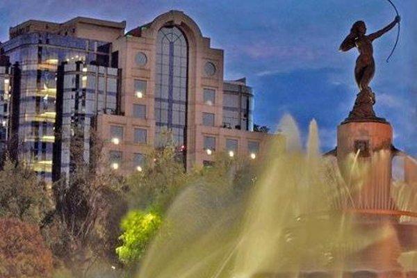 Hotel Marquis Reforma - фото 21