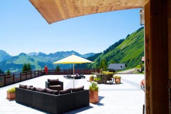 Alpenresort Walsertal - фото 16