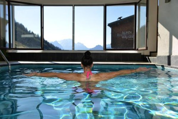 Alpenresort Walsertal - фото 18
