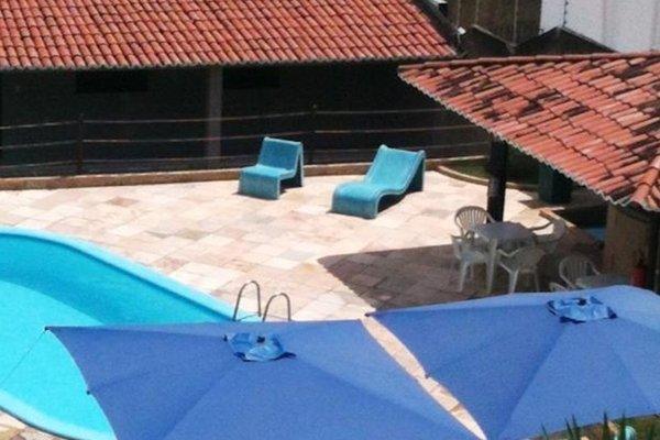 Apart Hotel Litoral Sul - фото 14