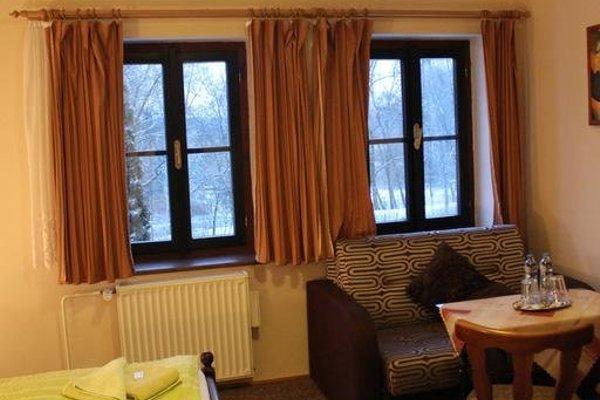 Hotel Myslivna - 19