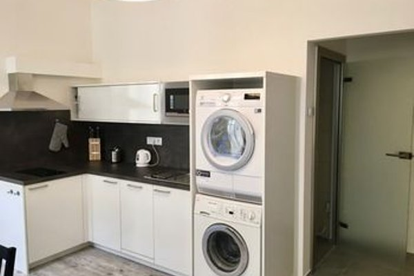 Apartment Hybernska - фото 4