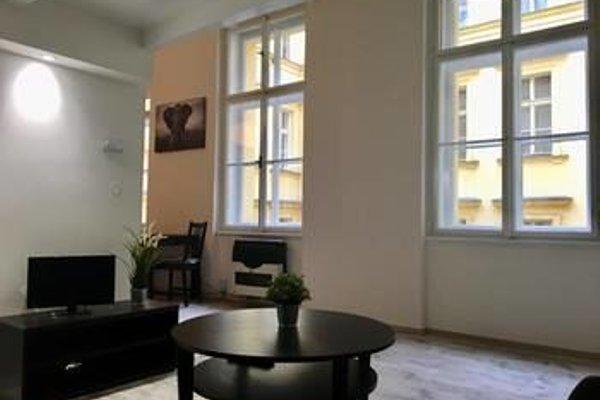 Apartment Hybernska - фото 6