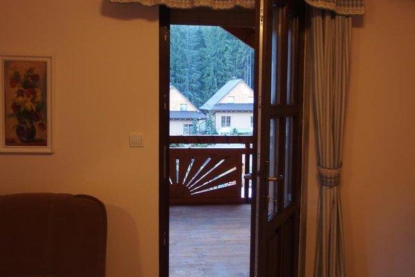 Hotel Ondrasuv dvur - фото 18