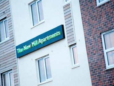 Апартаменты The New Mill Apartments