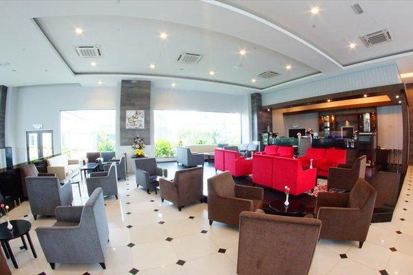 TH Hotel Alor Setar - фото 14