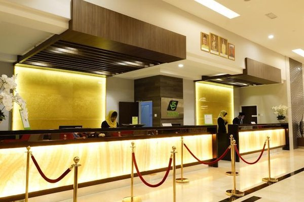 TH Hotel Alor Setar - фото 15