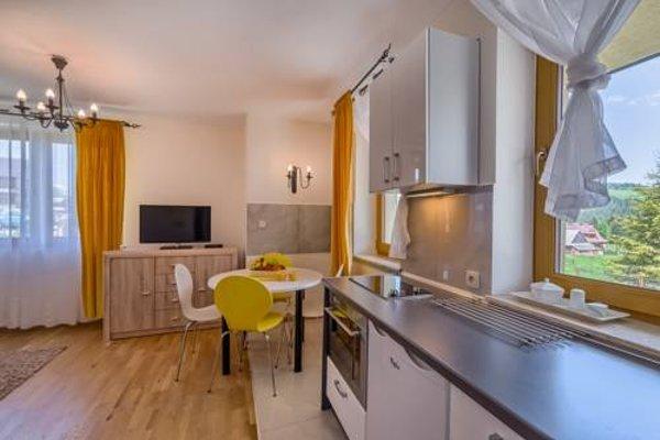 Aparthotel Delta Bialka - фото 11