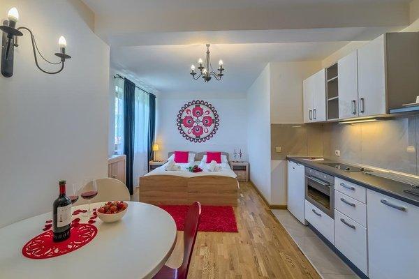 Aparthotel Delta Bialka - фото 12