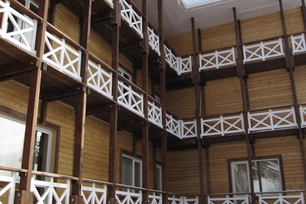 Отель Ангара - 10