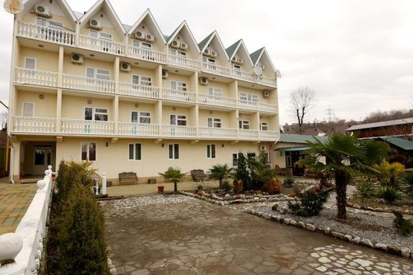 Отель Арлюма - фото 36