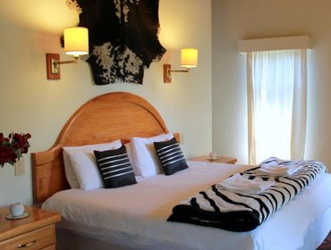 Гестхаус The Sabie Town House Guest Lodge