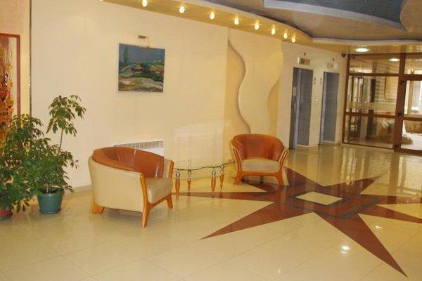 Tundzha Hotel - фото 15