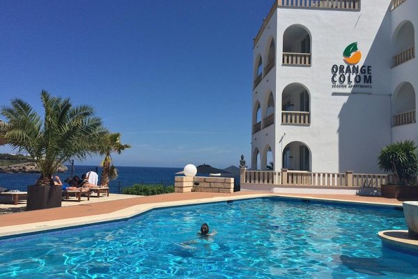 Orange Colom - Seaside Apartments - 18