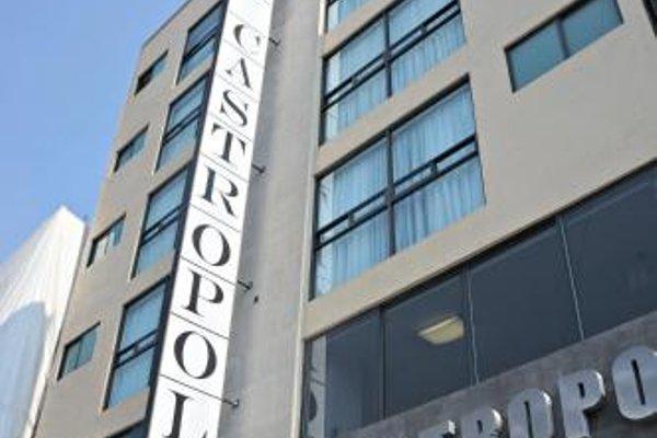 Hotel Castropol - фото 23