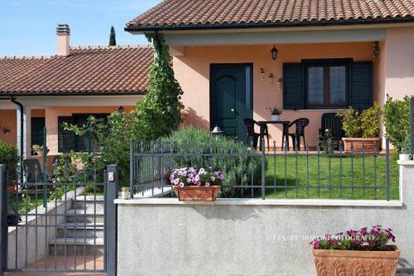 Residence Bartolini Ai Campi Da Golf - фото 12