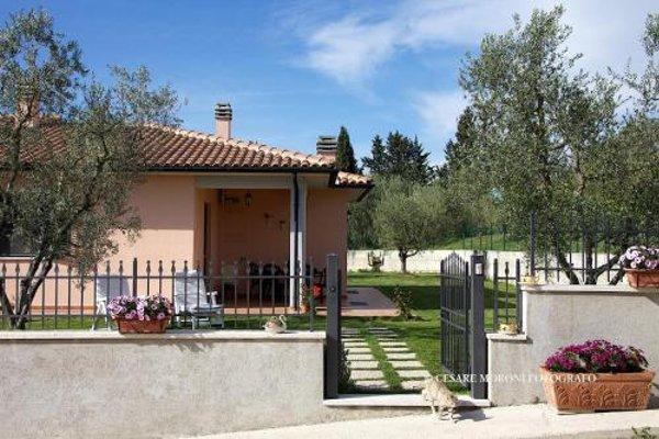Residence Bartolini Ai Campi Da Golf - фото 14