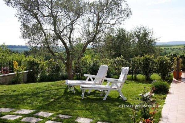 Residence Bartolini Ai Campi Da Golf - фото 18