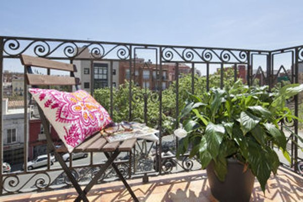 Happy People Sagrada Familia Apartments - фото 21