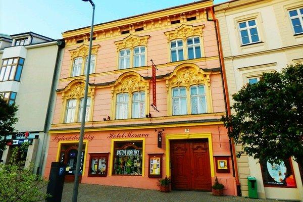 Hotel Morava - 22